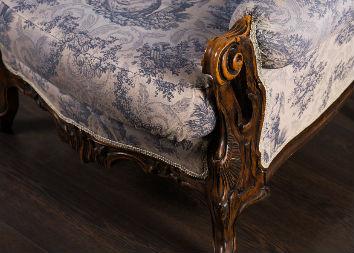Чистка мебели из гобелена