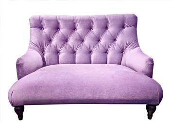Чистка дивана из флока