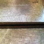 Химчистка коричневого ковра